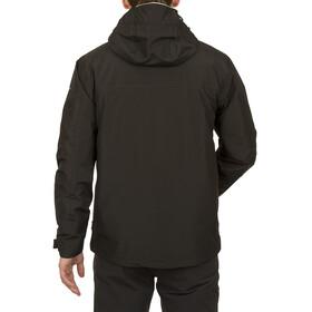 axant Mount Bryce - Veste doublée 3 en 1 homme - noir